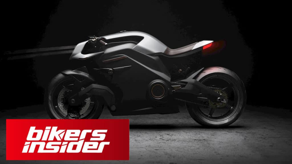 Arc Vector is a superbike, immensely powerful and expensive.