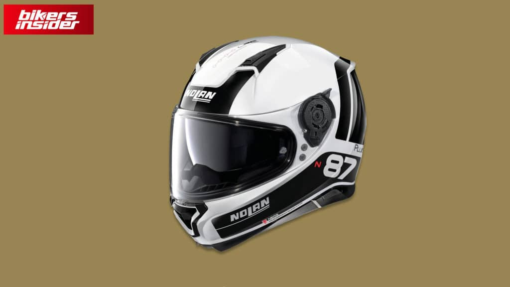 Here are some of the main features of the Nolan N87 Plus motorcycle helmet!