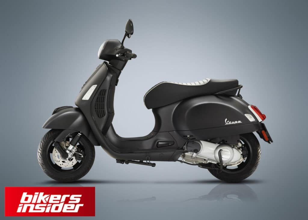 Vespa Elettrica is affordable, compact, and great for city traffic!