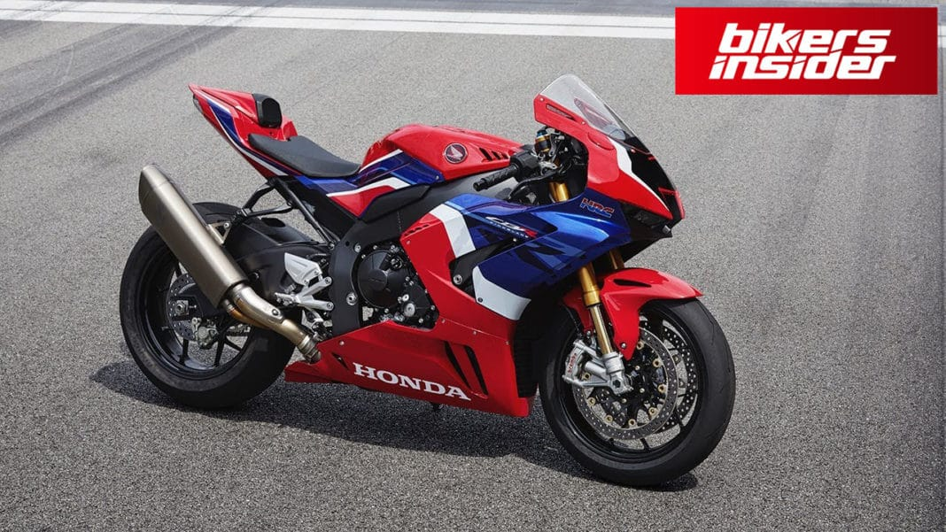 Honda Reveals Pricing For CBR1000RR-R Fireblade In UK!