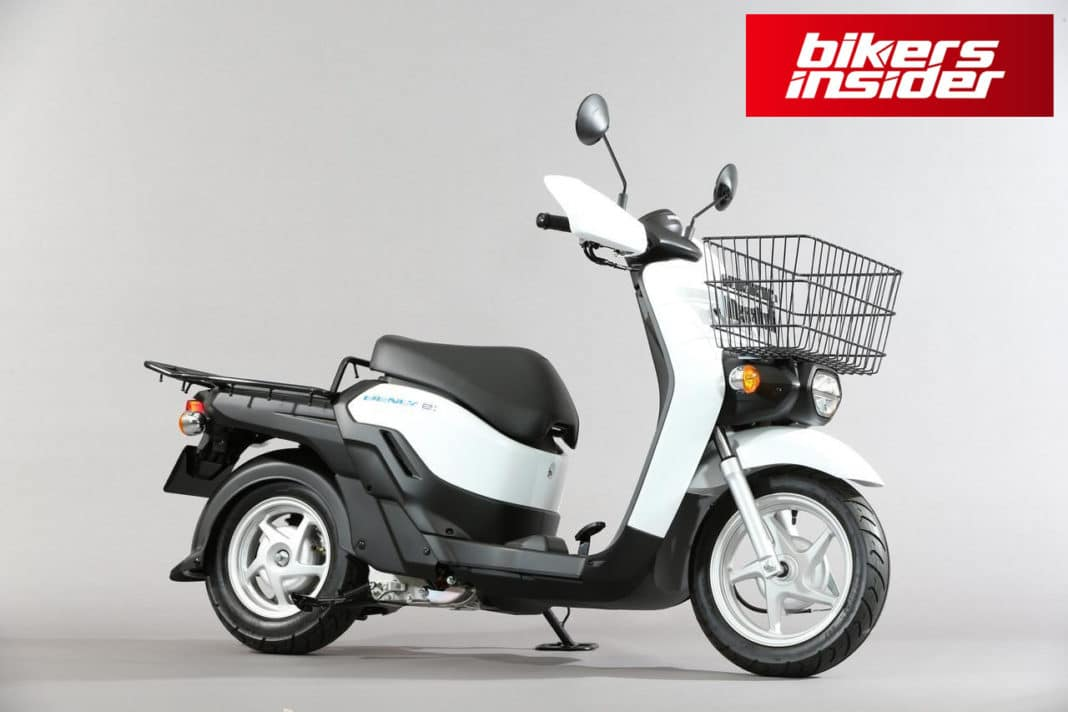 Honda Introduces the New Benly E Scooter to the Market!