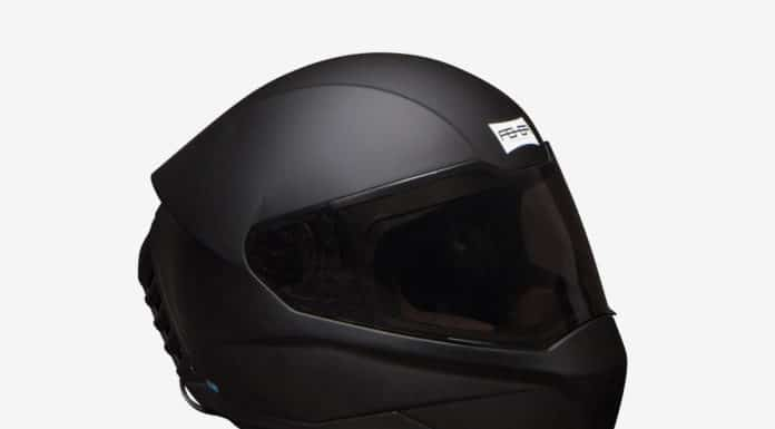 Feher ACH-1 Motorcycle Helmet - Air-Conditioned Helmet