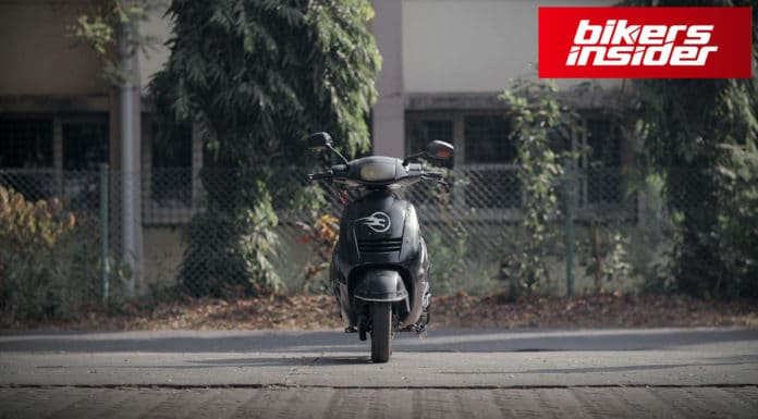 Liger Mobility Unveils A Self-Balancing and Self-Parking Scooter!