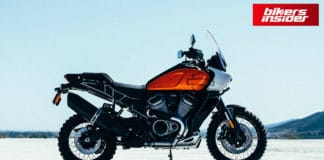 """The Pan America From Harley Is A """"Two-Wheeled Jeep"""""""