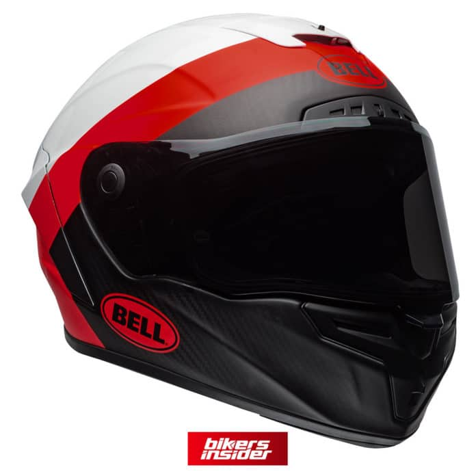 Bell Race Star DLX front