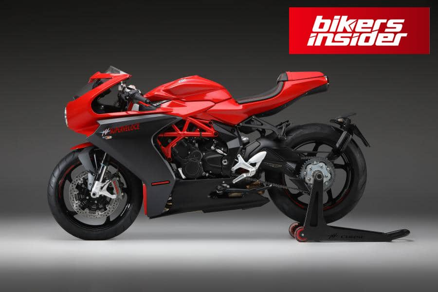 MV Agusta Superveloce 800 Wins The Best Looking Motorcycle Of 2020 Award!