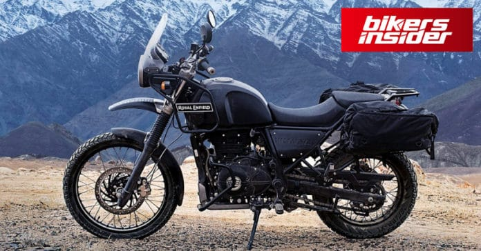 Rumors Speculate On The Release Of A Royal Enfield Himalayan 250!