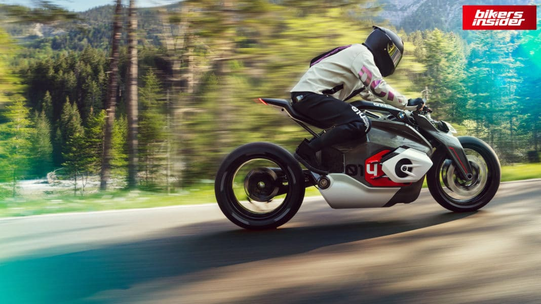 BMW Will Possibly Launch An Electric Motorcycle In A Five-Year Window!