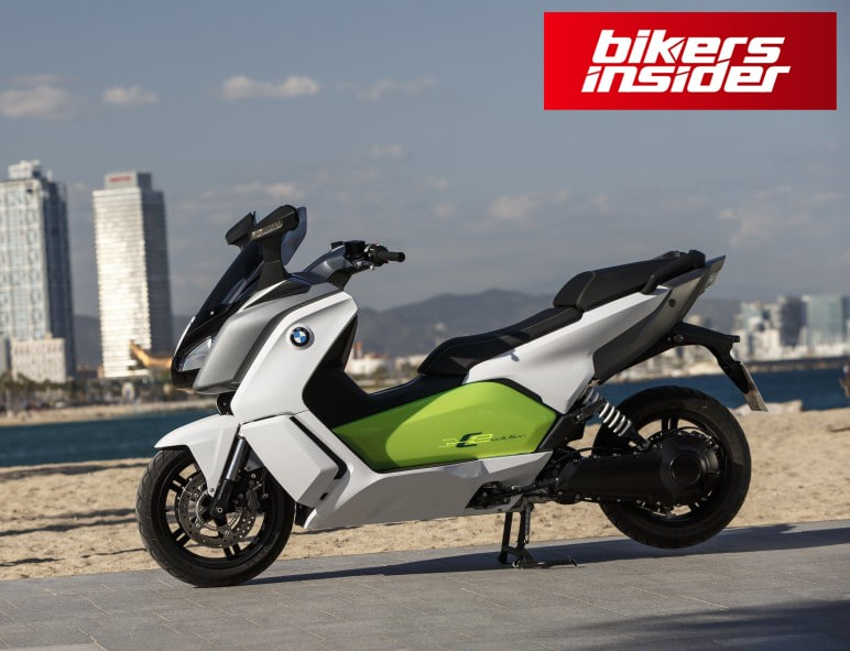 BMW Is Working On A Wireless Charging For Electric Motorcycles!