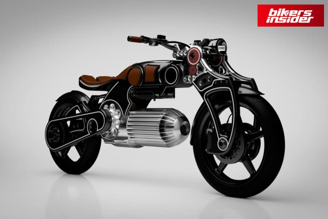 Curtiss Motorcycles Is A Company That Wants To Create Timeless Electric Motorcycles!