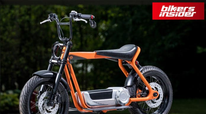 Harley-Davidson Apparently Files Patent For A New Electric Scooter!