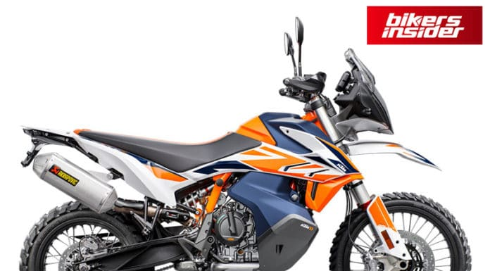 KTM 490 Adventure Bike Is In The Works!