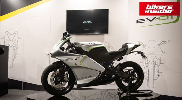VINS Announces Its New Electric Motorcycle - The EV-01!