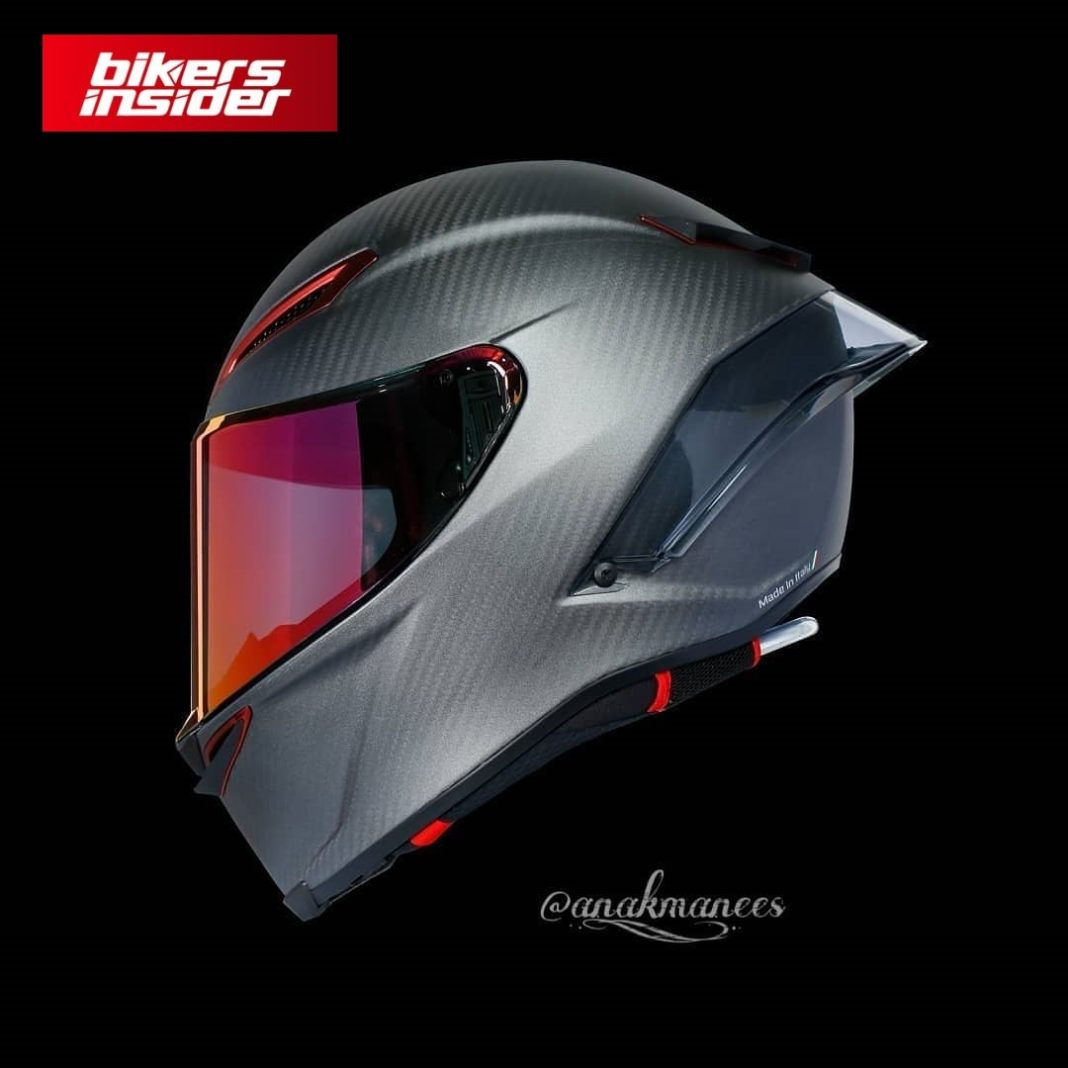 AGV-PISTA-GP-RR side