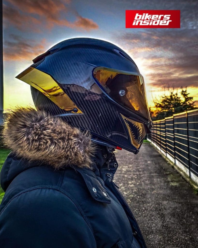 AGV-PISTA-GP-RR side use