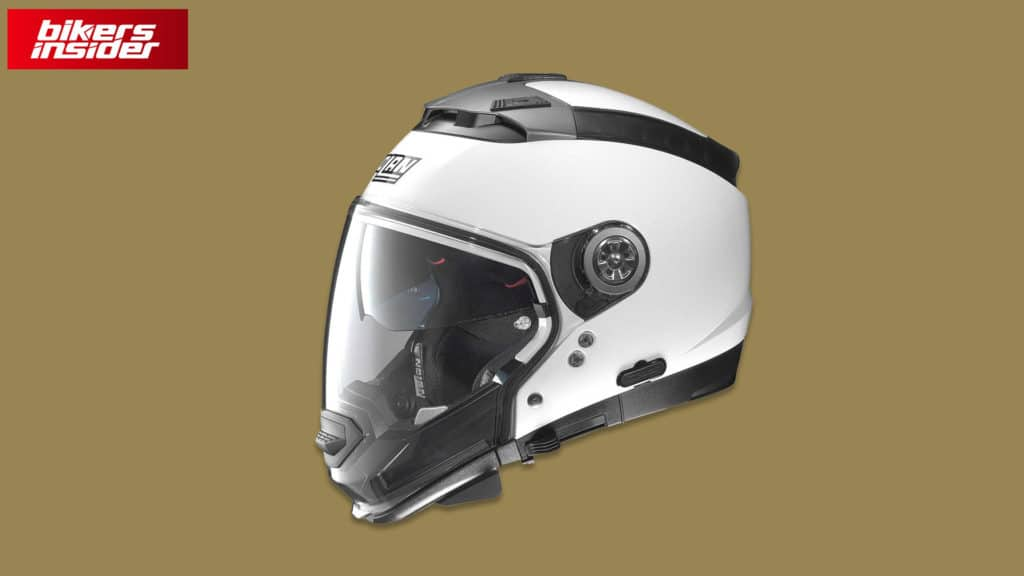 Down below are the main features of the Nolan N44 motorcycle helmet!