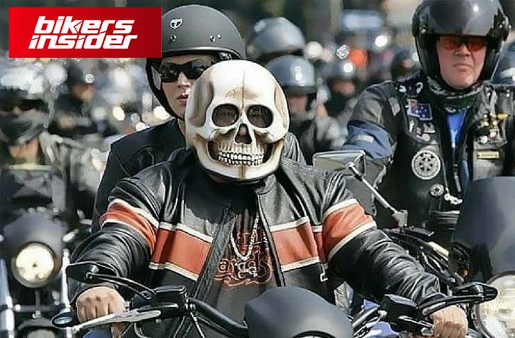 Why Should You Get A Skull Motorcycle Helmet?