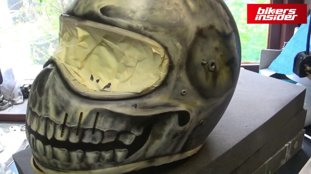 How Are Skull Motorcycle Helmets Made?