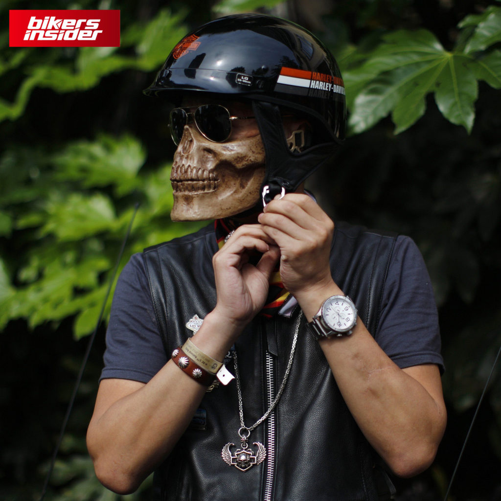 Safety Level of Skull Motorcycle Helmets