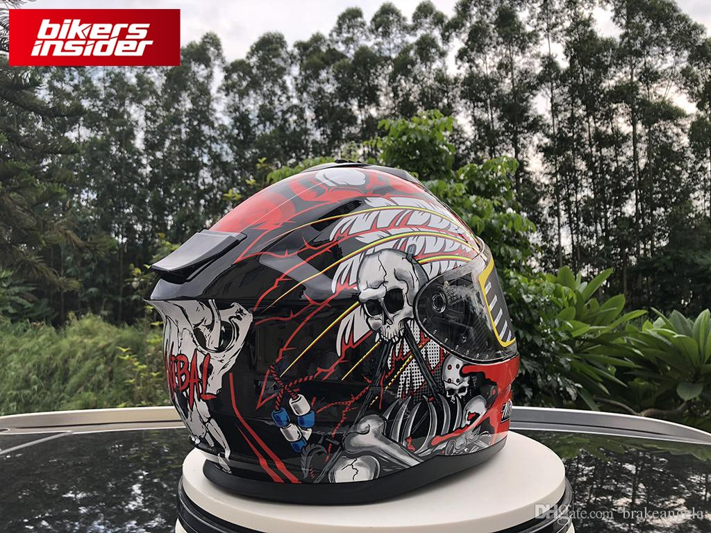 Where to Find Skull Motorcycle Helmets For Sale?