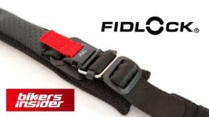 Ruroc Atlas utilized the Fidlock fastening mechanism.