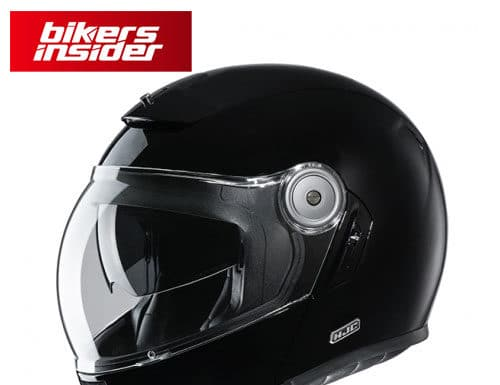 HJC Launches The New V90 Retro Modular Helmet!