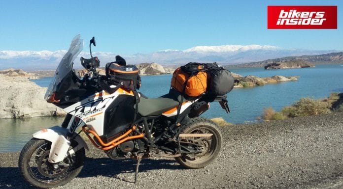 The New KTM 1290 Super Adventure Spotted On Testing!