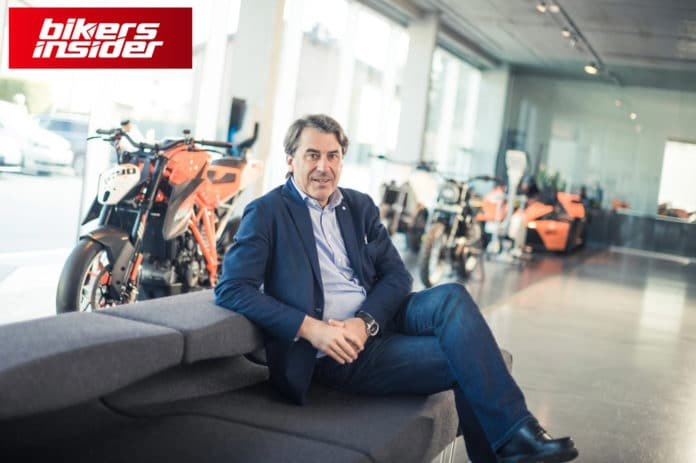 KTM CEO States That Sales Stay Strong Since The COVID-19 Pandemic Commenced!