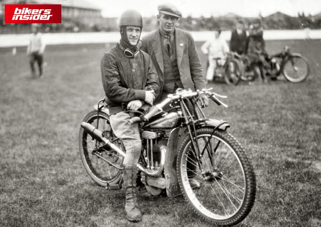 A Brief History of Leather Motorcycle Helmets