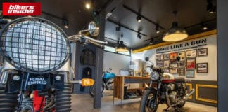 Royal Enfield Launches A Mobile Showroom!