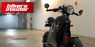 Urbet Ego Is An Interesting, Funky Electric Motorcycle!