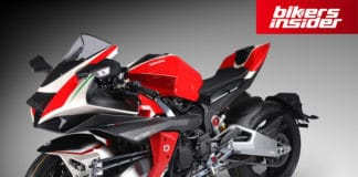 Bimota Is Testing Its Tesi H2 Motorcycle, Plans Production In September!