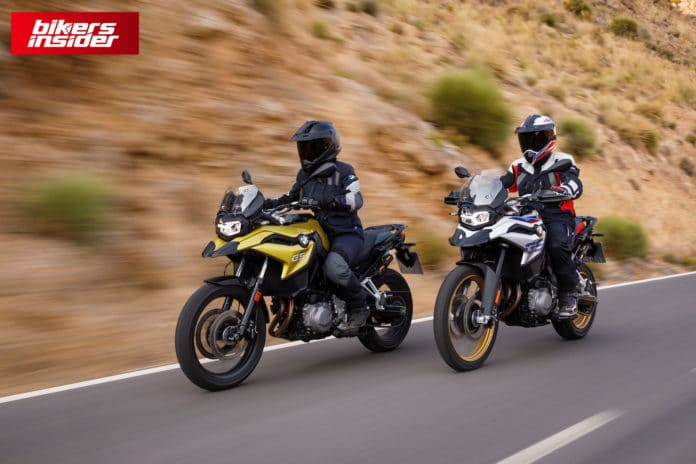 BMW Reveals Updated F750GS and F850GS Models For 2021!