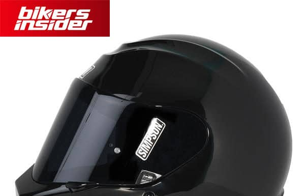 Simpson Launches The New Speed Bandit Motorcycle Helmet!