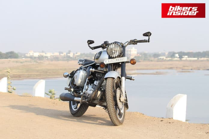 Royal Enfield's CEO Confirms It's Working On An Electric Motorcycle