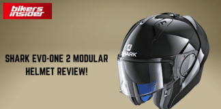 Shark Evo-One 2 Modular Helmet Review