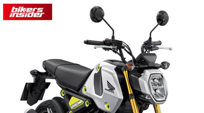 Honda Grom Gets A Feature-Packed 2021 Update!