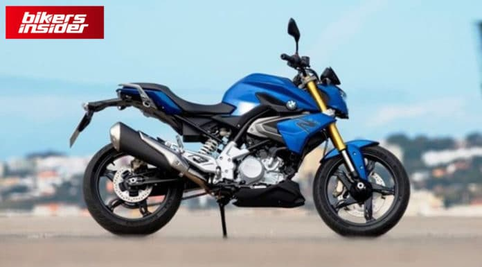 BMW Unveils The 2021 G 310 R Motorcycle!