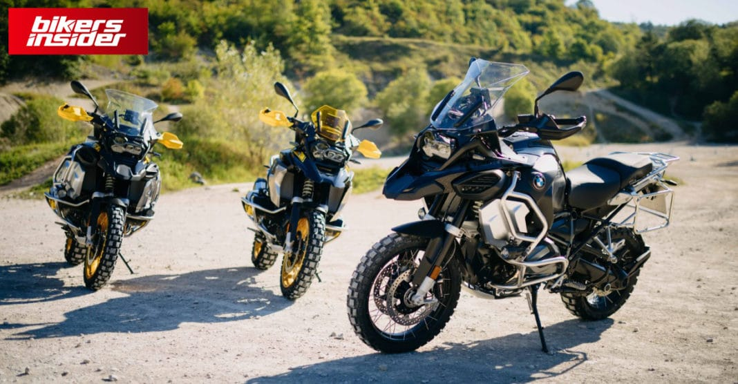 BMW Provides A First Look At Their Updated 2021 R 1250 GS Bikes!