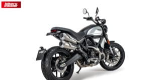 Ducati Unveils The New 1100 Dark Pro Scrambler Bike!