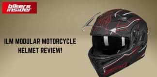 ILM Modular Motorcycle Helmet Expert Review!