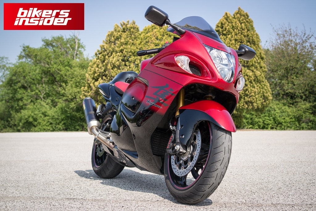 Suzuki Will Release An Updated Hayabusa!