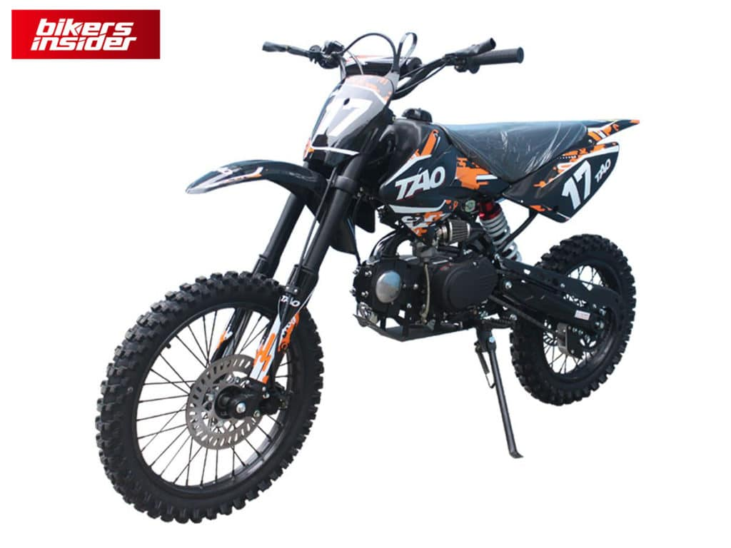 Taotao DB17 is certainly the best affordable dirt bike fit for beginners!