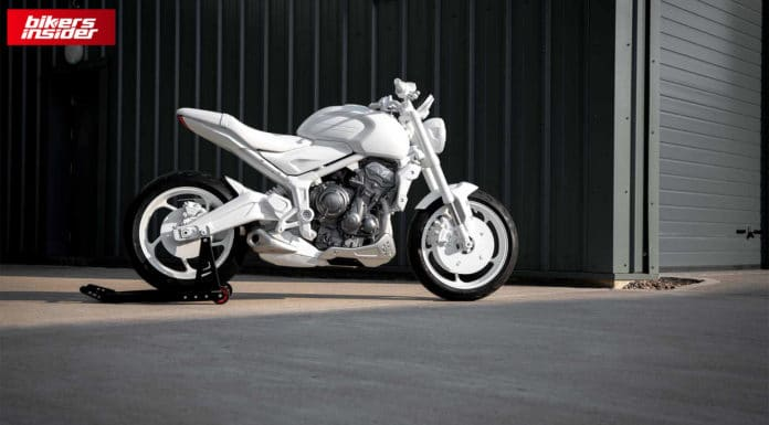 Triumph Releases Official Images of the Trident!