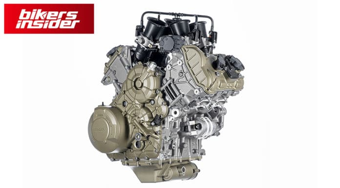 Ducati Finally Reveals Their New V4 Granturismo Engine!