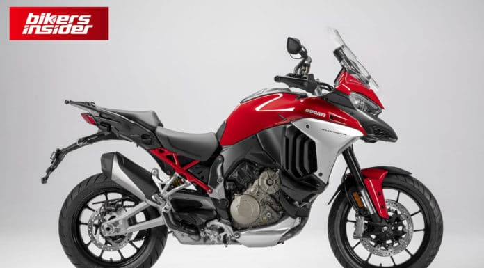Ducati Sheds More Light On The Amazing 2021 Ducati Multistrada V4!