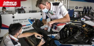 BMW Starts Using 3D-Printed Parts For Their Race Bikes!