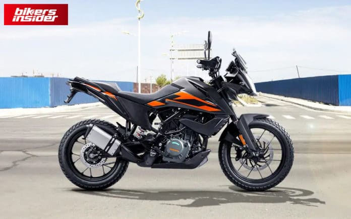 The 2021 KTM 250 Adventure Quietly Launches In Asian Markets!