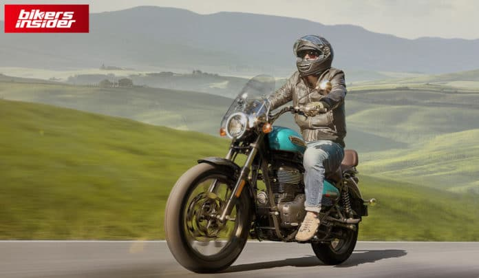 Royal Enfield Finally Unveils The Meteor 350!