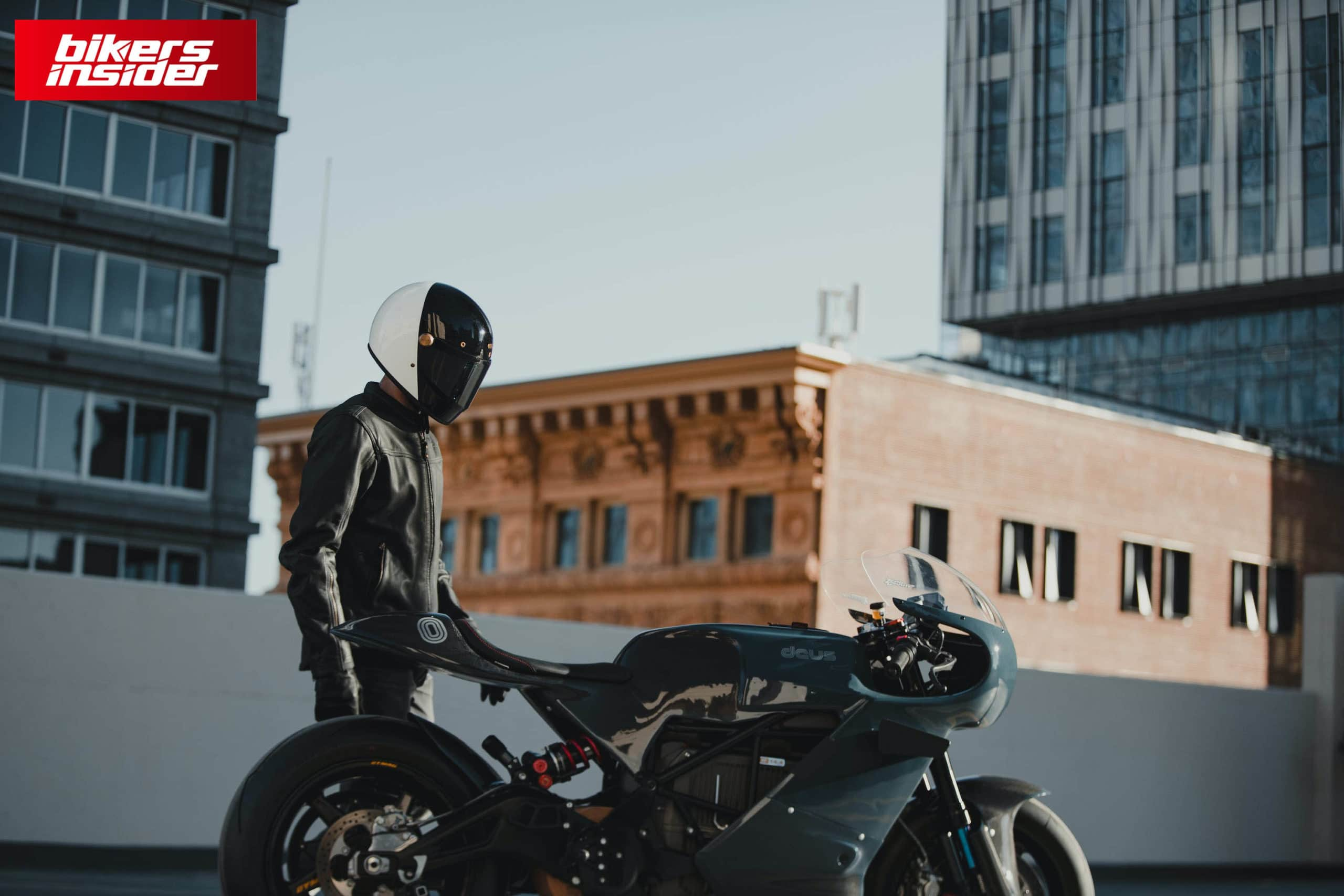 Zero Motorcycles Teams Up With Deus Ex Machina For A New Electric Motorcycle!